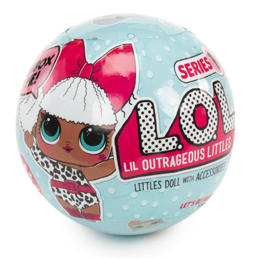 L.O.L. Surprise! Tots Ball- 1A & 2A