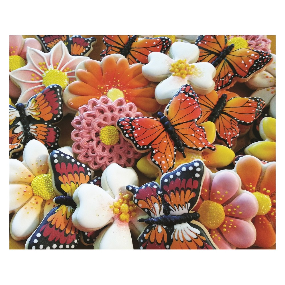 Springbok Butterfly Cookies 1000pc Jigsaw Puzzle