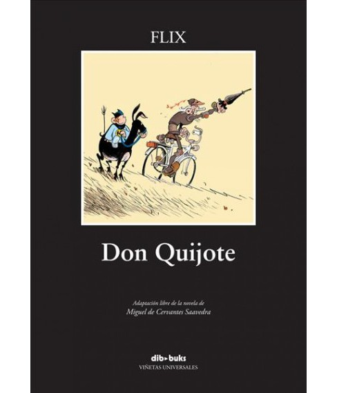 Don Quijote/ Don Quixote (Hardcover) - image 1 of 1