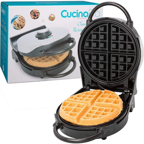 Cucinapro Electric Non Stick Belgian Waffle Maker Target