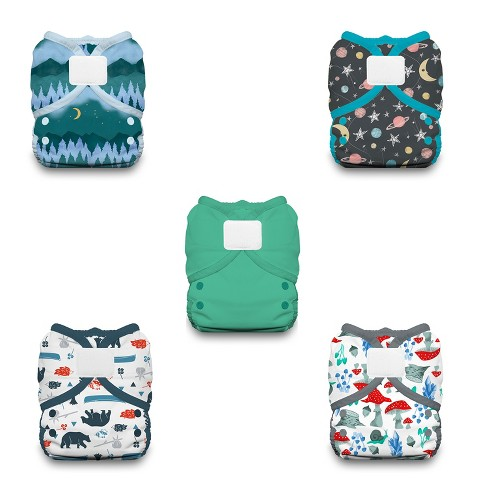 Thirsties   Duo Wrap HL Diaper Cover Pack of 5 - image 1 of 1