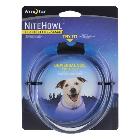 Nite Ize LED Dog Collar - Blue - image 1 of 4