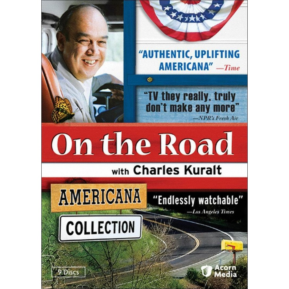 On The Road:Americana Collection (Dvd)