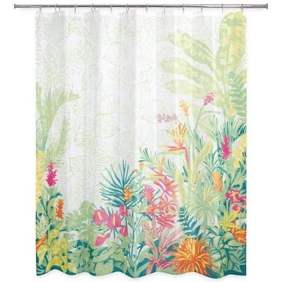 Key Largo Shower Curtain - Allure Home Creation