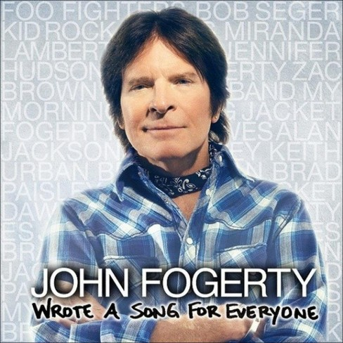 John Fogerty - Wrote a Song for Everyone (CD) - image 1 of 1