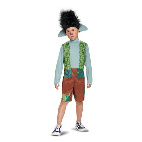 Toddler Kids' Trolls Branch Classic Halloween Costume 3T-4T - image 1 of 3