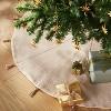Tree Skirt with Tassel Cream - Threshold™ designed with Studio McGee - image 2 of 4