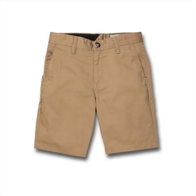 Volcom Boys  Chino Shorts