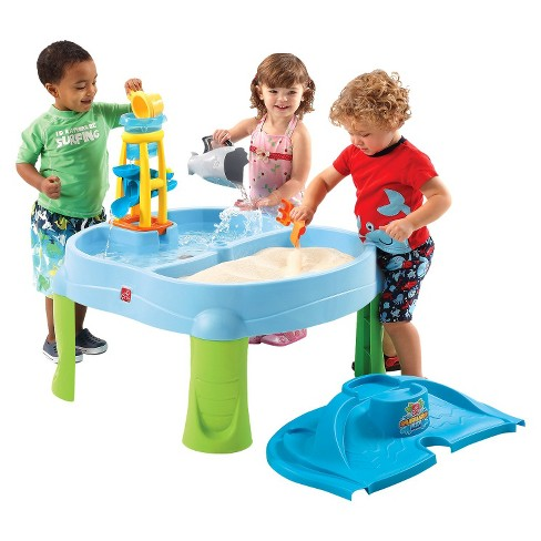 Step2 Splash Scoop Bay Sand And Water Table
