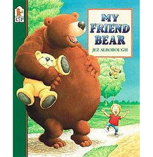 My Friend Bear (Reprint) (Paperback) (Jez Alborough) - image 1 of 1