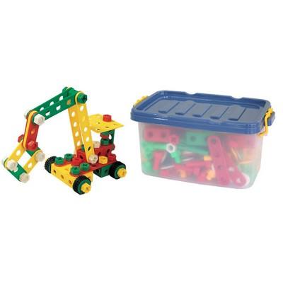 Joyn Toys Junior Engineer Set  - 210 Pcs