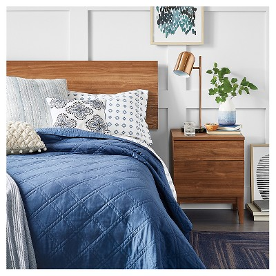 Calm Blue Modern Bedroom Collection Target