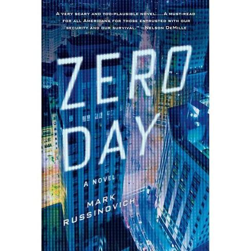 Zero Day - (Jeff Aiken) by  Mark Russinovich (Paperback) - image 1 of 1