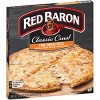 Red Baron Classic Four Cheese Frozen Pizza - 21.06oz - image 3 of 4