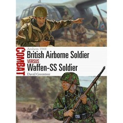 US Marine Vs German Soldier - (Combat) By Gregg Adams