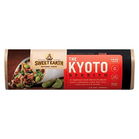 Sweet Earth The Kyoto Frozen Burrito - 7oz - image 1 of 1