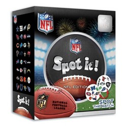 NFL League Spot It Game