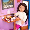 Our Generation Pegged Accessory - Dining Car Breakfast Set - image 2 of 3