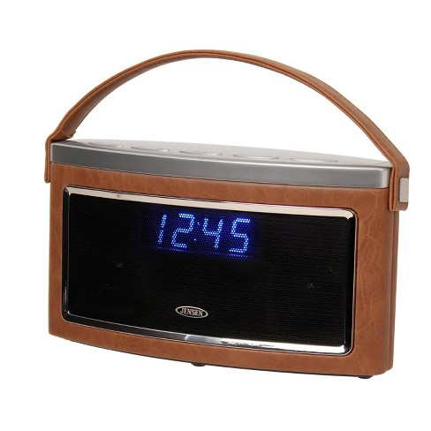 JENSEN Wireless Bluetooth Stereo Speaker with FM Radio and Aux-In (SMPS-725) - image 1 of 4