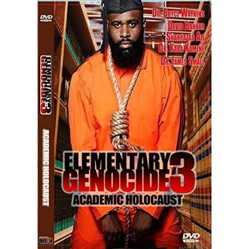 Elementary Genocide 3: Academic Holocaust (DVD) - image 1 of 1