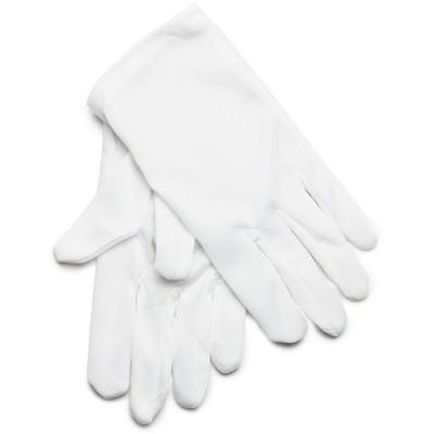 Rubies Kid's White Gloves