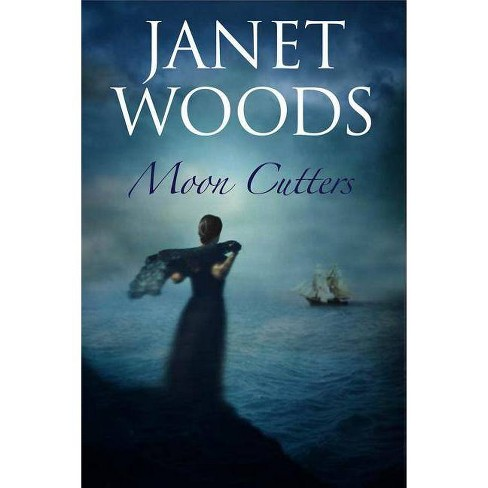 Moon Cutters - by  Janet Woods (Hardcover) - image 1 of 1