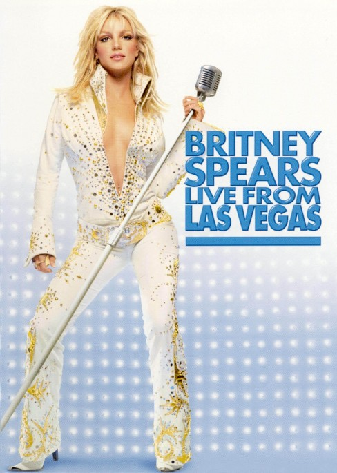 Britney spears live from las vegas (DVD) - image 1 of 1
