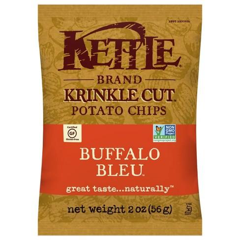 Kettle Caf Buffalo Bleu Potato Chips - 2oz - image 1 of 4