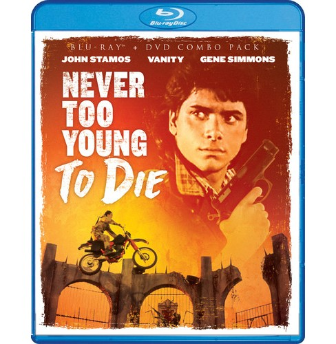 Never Too Young To Die (Blu-ray) - image 1 of 1