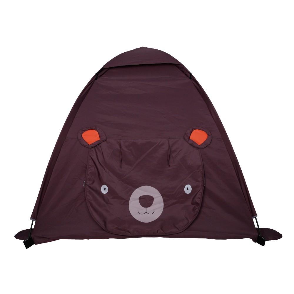 Bear Play Tent Brown - Pillowfort