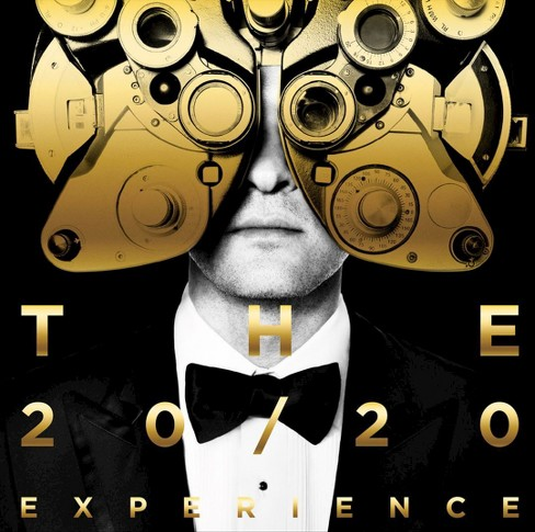 Justin Timberlake - 20/20 Experience 2 (CD) - image 1 of 1