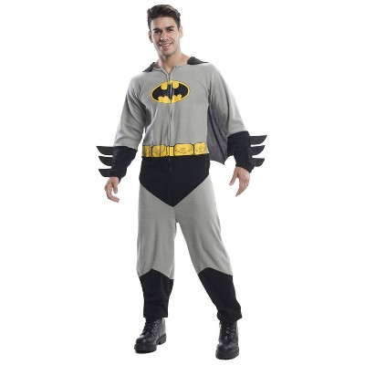 Adult Batman Jumpsuit Halloween Costume