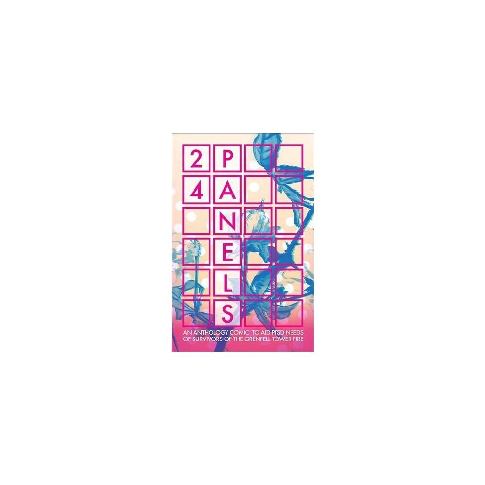 24 Panels - (Paperback), Books