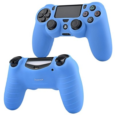 Insten skin Comfy Soft Rubber Silicone Skin Case Cover For Sony PlayStation 4 PS4 Remote Controller