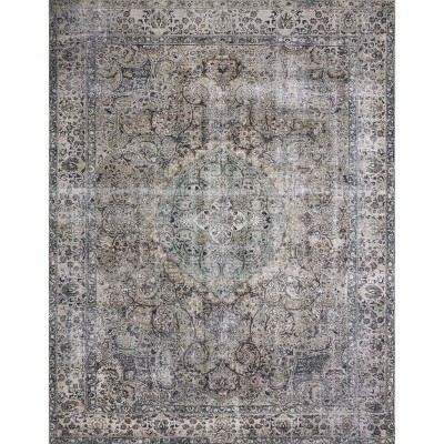 Layla Rug Taupe/Stone Gray - Loloi Rugs