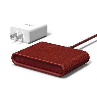 iOttie iON Mini Qi Wireless Fast Charging Pad - Ruby
