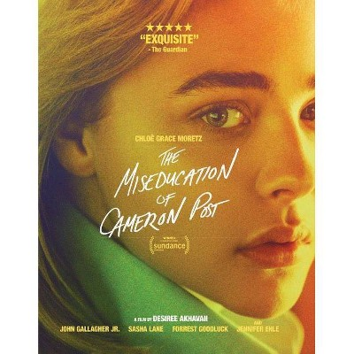 The Miseducation of Cameron Post (Blu-ray)(2018)