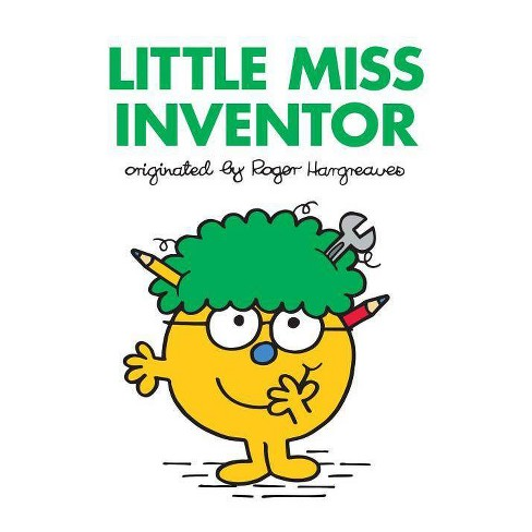 Little Miss Inventor - (Mr. Men and Little Miss) by  Roger Hargreaves (Hardcover) - image 1 of 1