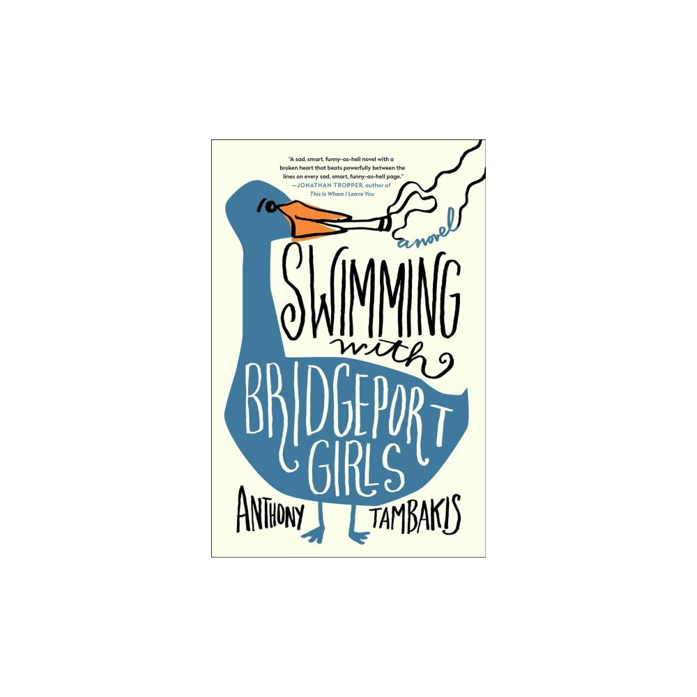 Swimming with Bridgeport Girls - Reprint by Anthony Tambakis (Paperback)