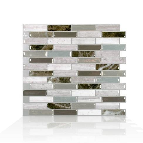 Smart Tiles Milenza Genoa Tile Wallpaper Target