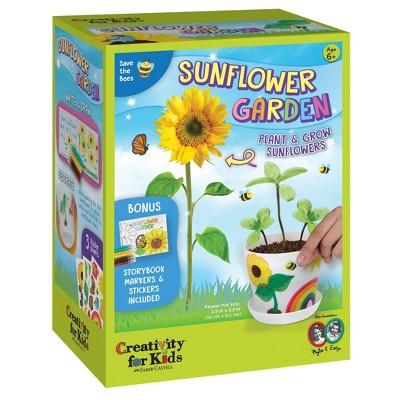 Sunflower Garden Kit - Creativity for Kids