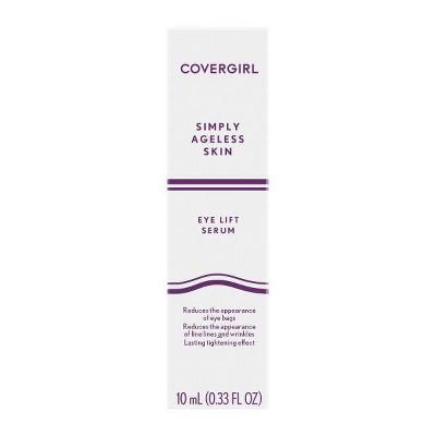 COVERGIRL Simply Ageless Skin Eye Lift Serum - 0.33 fl oz