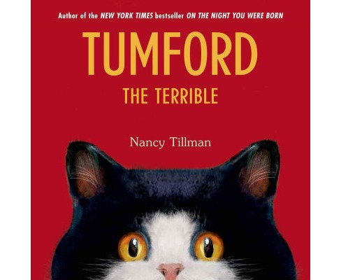 Tumford the Terrible (Board Book) (Nancy Tillman) - image 1 of 1
