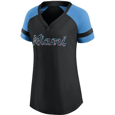 MLB Miami Marlins Women's One Button Jersey