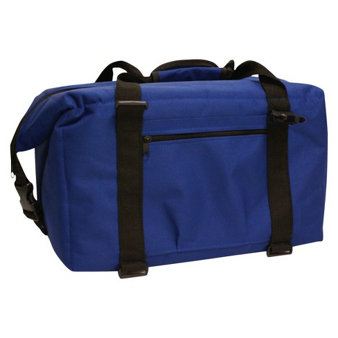 NorChill 24-Can Soft Cooler Bag - Blue - image 1 of 8