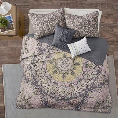 Willow Boho Comforter Set