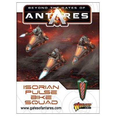 Isorian Pulse Bike Squad Miniatures Box Set