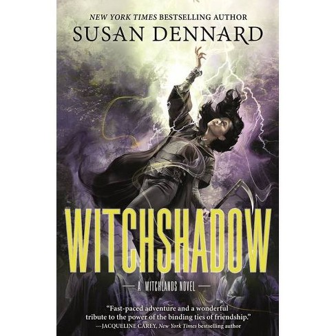 Witchshadow - (Witchlands) by  Susan Dennard (Hardcover) - image 1 of 1