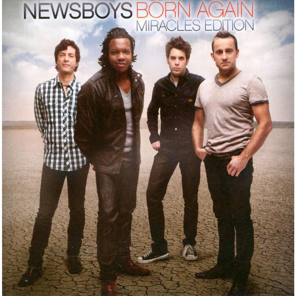 Newsboys - Born again (Miracles edition) (CD)