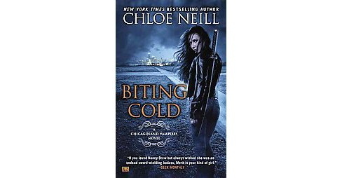 Biting Cold (Paperback) (Chloe Neill) - image 1 of 1